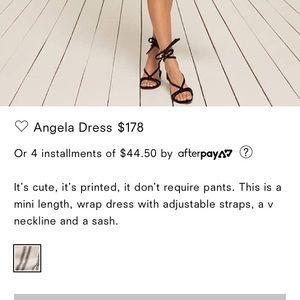 Reformation Dresses - REFORMATION Angela Dress